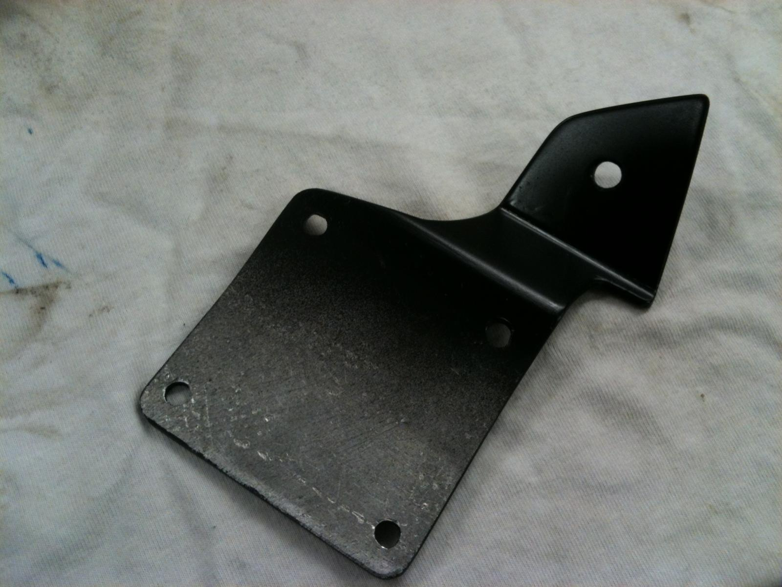 Click image for larger version  Name:Silencer mounting bracket.jpg Views:51 Size:189.2 KB ID:14478